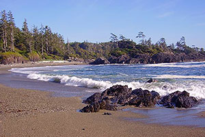 Pacific Rim National Park, West Coast Canada